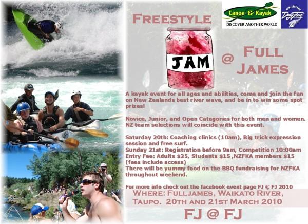 FJ Poster